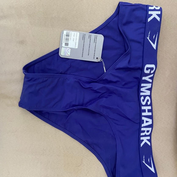 NWT Gymshark swim bottom - Large - Never Worn